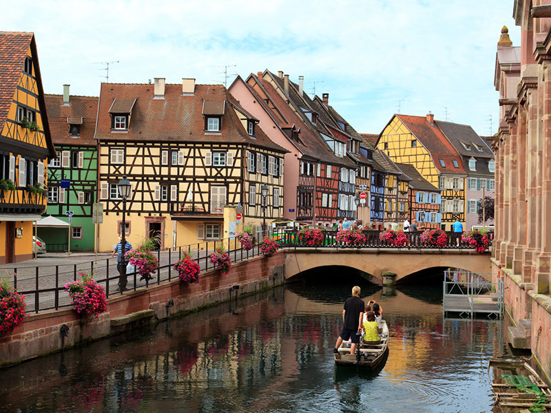 Bed And Breakfast In Alsace Region France