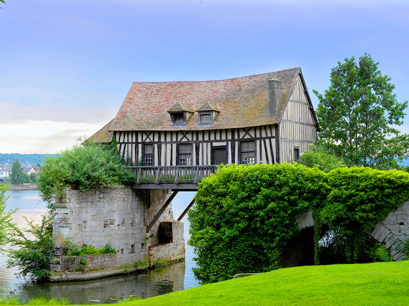 Bed and Breakfast in the Upper Normandy region, France Photo