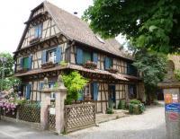 Chambres d 39 h tes de charme en alsace for Ambiance jardin diebolsheim