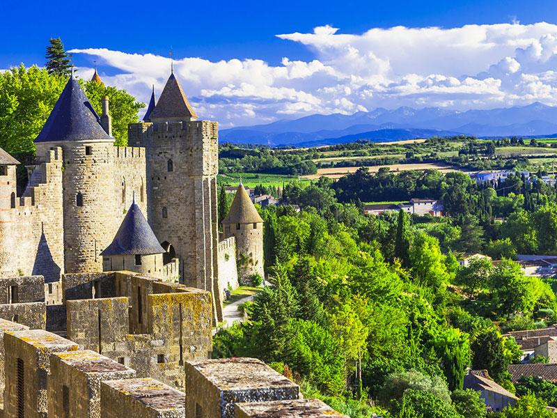 Chambres d 39 h tes de charme carcassonne maisons d 39 h tes en aude - Jardin ville de quebec perpignan ...