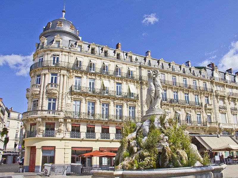 Chambres d 39 h tes de charme montpellier maisons d 39 h tes d for Montpellier chambre d hote