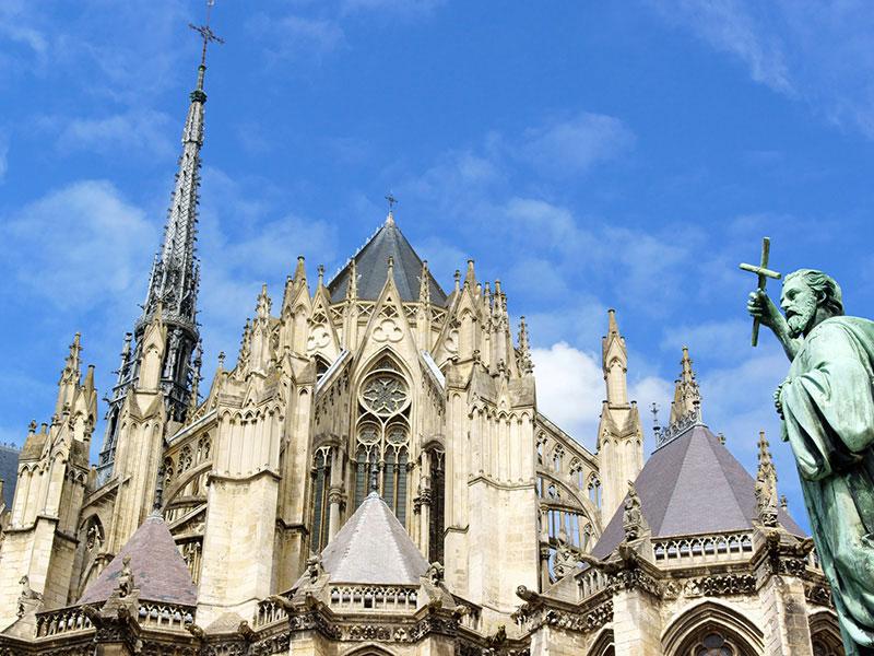 Chambres D Hotes De Charme A Amiens