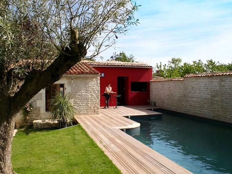 Guesthouse Un Banc au soleil, Marsilly (B&B CHARENTE-MARITIME)