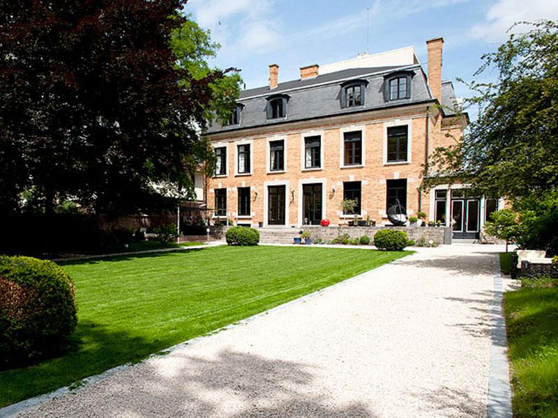 Maison d architecte ile de france extension de maison for Architecte ile de france