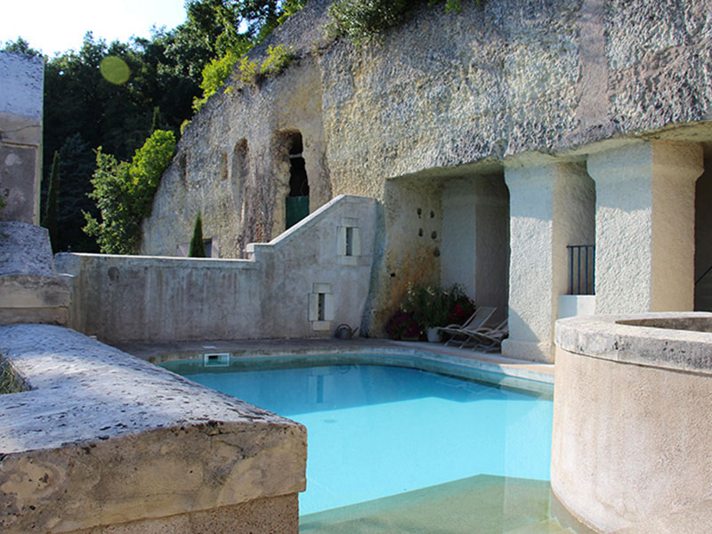 Chambres d 39 h tes piscine en centre val de loire for Chambre d hote avec piscine