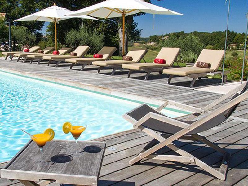 Chambres d 39 h tes piscine en languedoc roussillon midi for Chambres d hotes herault avec piscine